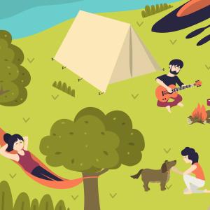 Ouverture du camping Les Flots – Saison estivale 2019