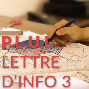 PLUi ex Bandiat-Tardoire : lettre d'info n°3