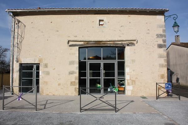 Bibliothèque d'Agris