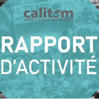 Rapport d'activité 2019 CALITOM