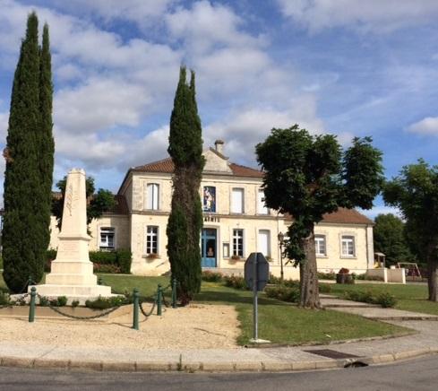 Mairie de Pranzac