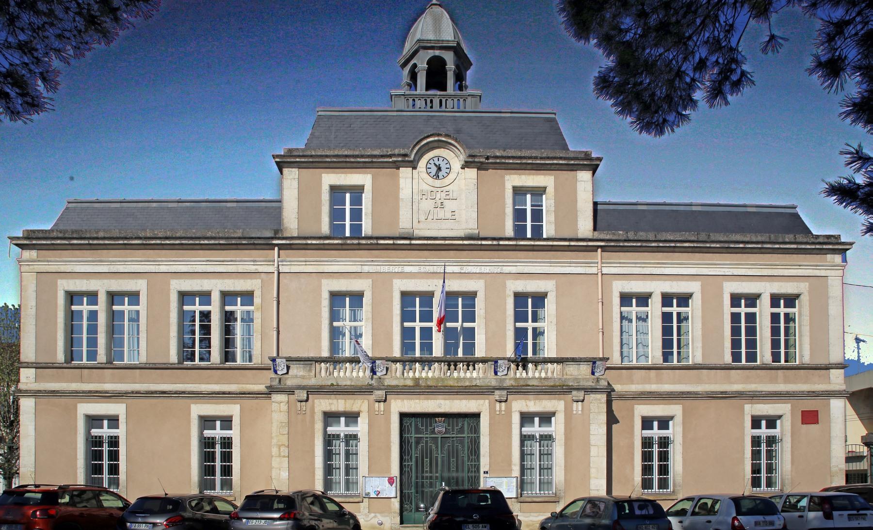 Mairie de La Rochefoucauld-en-Angoumois